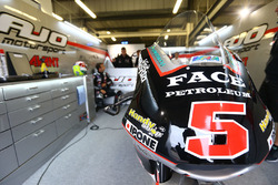 Bike of Johann Zarco, Ajo Motorsport