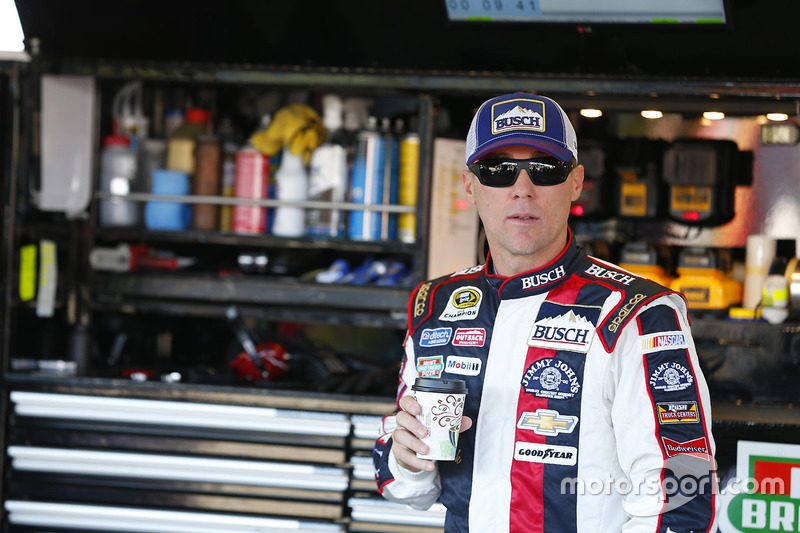 Darlington: Kevin Harvick (Stewart/Haas-Chevrolet) - kein Qualifying