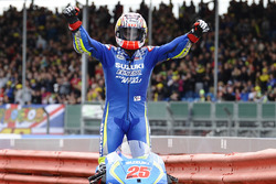 Sieger Maverick Viñales, Team Suzuki MotoGP