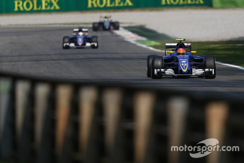 18: Felipe Nasr, Sauber C35