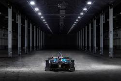 La voiture de NeXTEV TCR Formula E Team