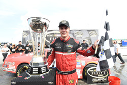 Cayden Lapcevich, NASCAR Pinty's Series 2016 Champion