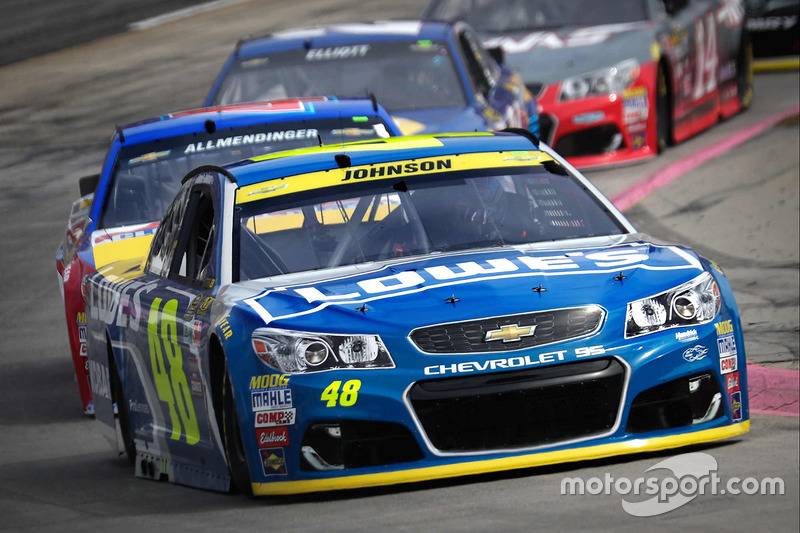 Jimmie Johnson - Hendrick Motorsports – Chevrolet