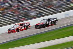 Ryan Sieg, RSS Racing, Chevrolet; Brandon Hightower, Dodge