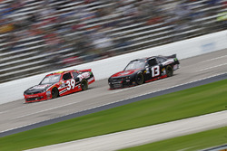 Ryan Sieg, RSS Racing Chevrolet, Brandon Hightower, Dodge