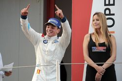 Podio: ganador de la carrera Dorian Boccolacci, Teo Martin Motorsport