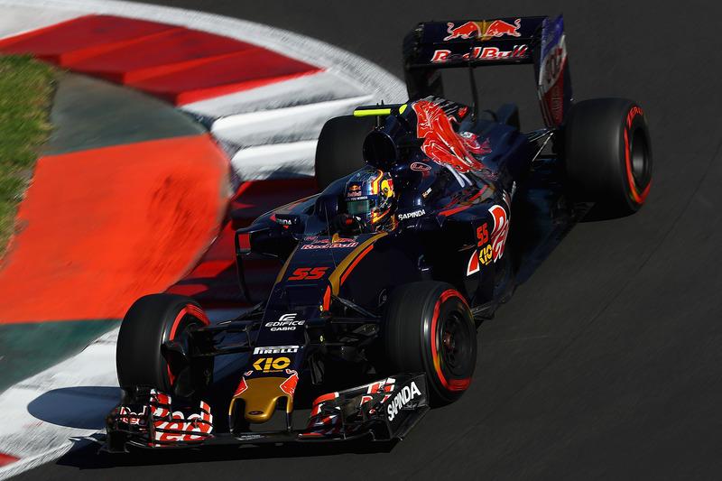 2016 : Toro Rosso STR11