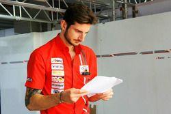 Alex Fontana, Kia K3