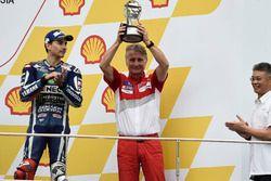 Podium: Paolo Ciabatti, Ducati Corse Sporting Director