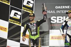 Podium: Kenan Sofuoglu, Puccetti Racing
