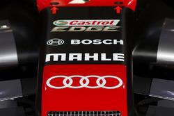 Audi Sport Team Joest, Audi R18: Detail