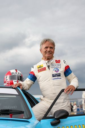 BMW M1 Procar legends race with Marc Surer