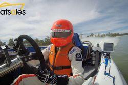 Boatsales joins Nissan Motorsport