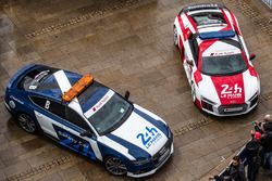 24 Hours of Le Mans Audi safety cars