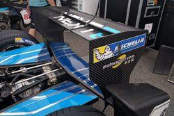 Next EV TCR 赛车尾翼