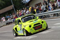 Ronny Marchegger, Fiat 500 BMW 1000
