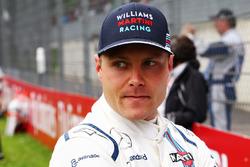 Valtteri Bottas, Williams sur la grille