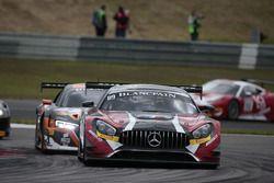 #89 Akka ASP, Mercedes AMG GT3: Christophe Bourret, Jean-Philippe Belloc