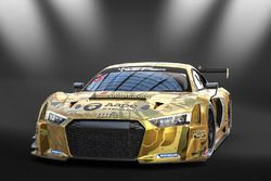 Marchy Lee and Shaun Tong, Phoenix Racing, Audi R8 LMS GT3