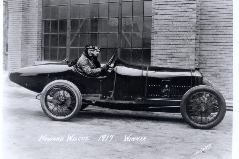 #7 Howdy Wilcox 1919
