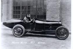 Le vainqueur Howdy Wilcox, Premier