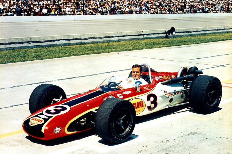 1968: Бобби Ансер
