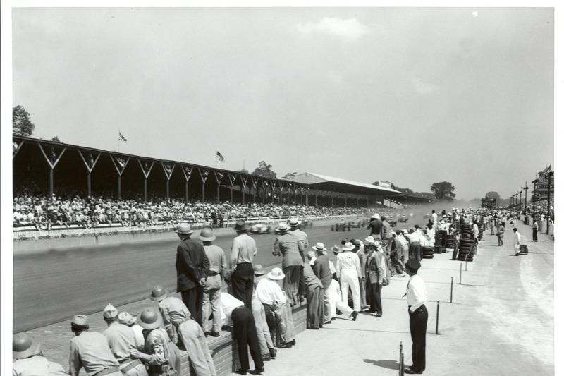 1946: Start van de Indy 500