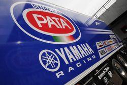 Le motorhome de Pata Yamaha