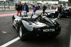 #12 Lister-Jaguar 'Flat Iron' (1955): Steve Brooks