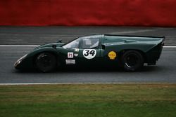 #34 Lola T70 MK3B (1969): David Hart