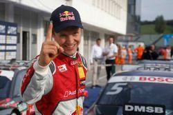 Yarış galibi Mattias Ekström, Audi Sport Team Abt Sportsline, Audi A5 DTM