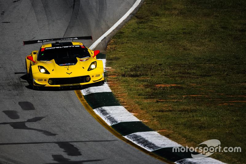 #4 Corvette Racing, Chevrolet Corvette C7.R: Oliver Gavin, Tommy Milner, Marcel Fässler