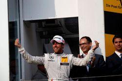Podio: Daniel Juncadella, Mercedes-AMG Team HWA, Mercedes-AMG C63 DTM