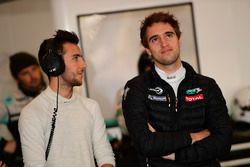 #16 Panis Barthez Competition Ligier JSP3 - Nissan: Valentin Moineault, Simon Gachet
