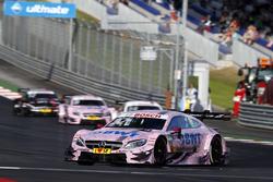 Lucas Auer (AUT) Mercedes-AMG Team Mücke, Mercedes-AMG C63 DTM. 21.05.2016, DTM Round 2, Spielberg,