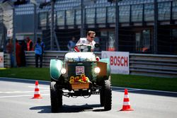 Maximilian Götz (GER) Mercedes-AMG Team HWA, Mercedes-AMG C63 DTM at the Tractor race. 21.05.2016,