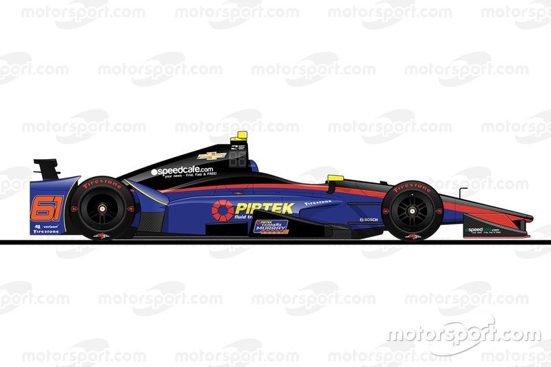 27. Мэттью Брэбэм, Team Murray Chevrolet