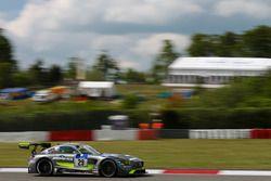 #29 HTP Motorsport, Mercedes-AMG GT3: Christian Vietoris, Marco Seefried, Christian Hohenadel, Renge