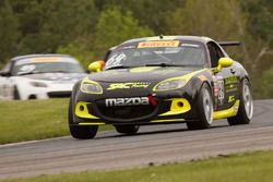 #69 S.A.C. Racing Mazda MX-5: Anthony Geraci