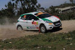 Damiano de Tommaso, Paolo Rocca, Peugeot 208 R2