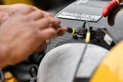 Honda Racing HPD engine