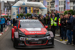 Das Auto von Citroën World Touring Car Team, Citroën C-Elysée WTCC