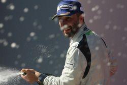 Race winner: Mikhail Grachev, West Coast Racing, Honda Civic TCR