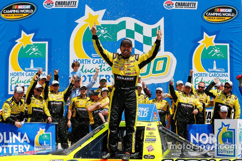 Sieger Matt Crafton, ThorSport Racing Toyota