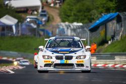 #45 TC-R & Vetter Motorsport, BMW M3 E92: Philipp Göschel, Dirk Heldmann, Rolf Scheibner, Frank Weishar