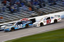 Joey Gase, Chevrolet; Harrison Rhodes, Chevrolet