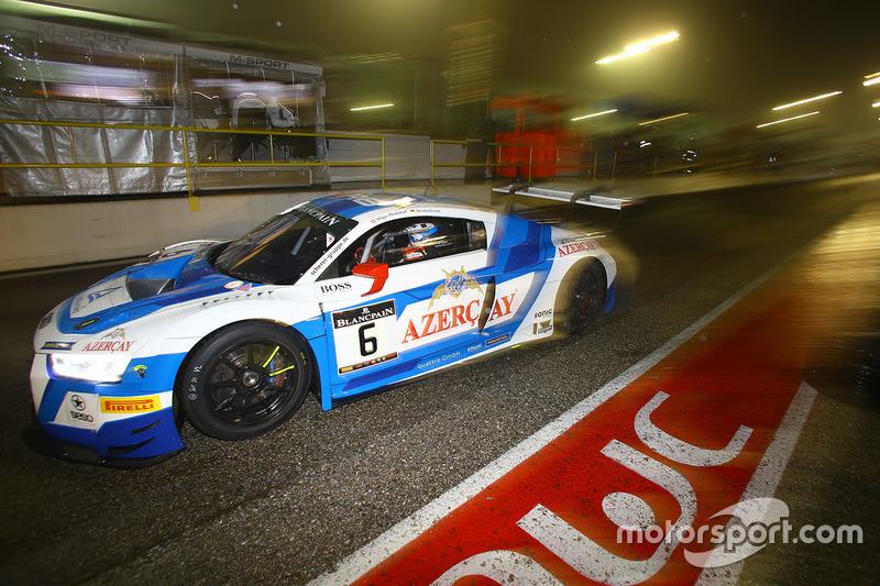 #6 Phoenix Racing, Audi R8 LMS