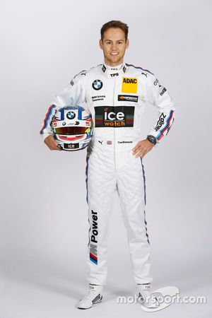 Tom Blomqvist, BMW Team RBM