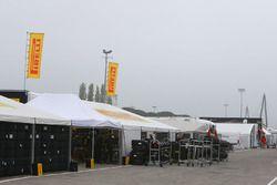 Pirelli tyres Compound