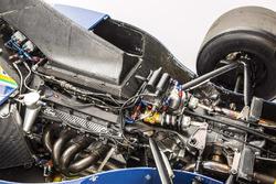Benetton-Ford B191/191B, Motor
